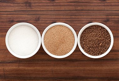 Azúcar y toppings para donas caseras
