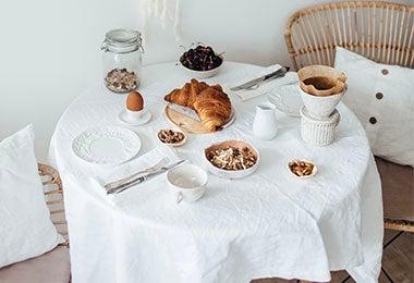 Comedor con desayuno sorpresa